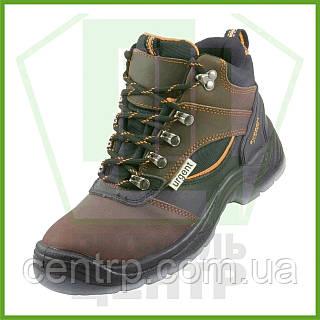Ботинки рабочие кожаные URGENT 120 S1