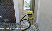 Генеральне прибирання після ремонту, чистка твердих підлог