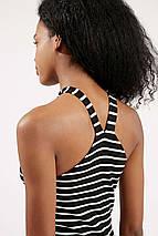 Новое облегающее платье в полоску Topshop, фото 2