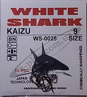 Крючок рыболовный / KAIZU / №9 / White Shark