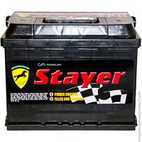 Автомобильный Аккумулятор Stayer А1 Black 60Ач 12В (ISD-60-1B)