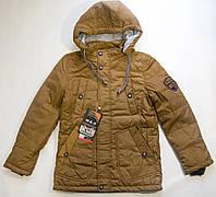 Куртка парка для мальчика демисезонная