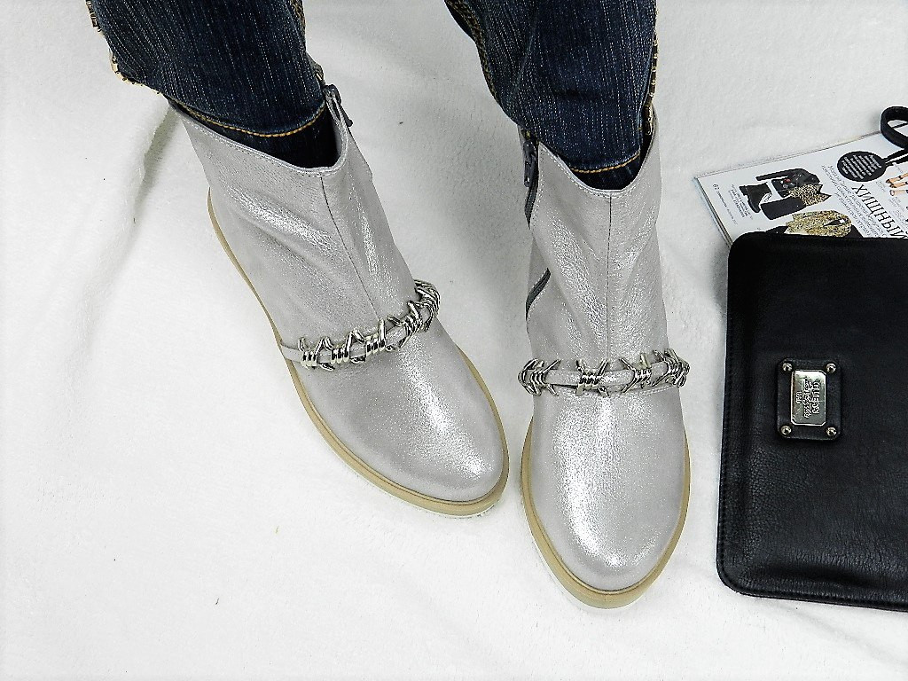 красивые женские ботинки фото
