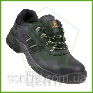 Туфли рабочие кожаные с металлическим носком URGENT 207 SB