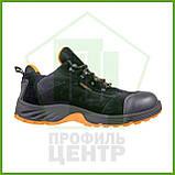 Кроссовки рабочие с металлическим носком URGENT 210 S1 (натур. замша + кожа), фото 3