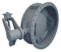 Затворы поворотные дисковые стальные 32с910р(нж) Dn1400