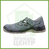 Рабочие сандали с металлическим носком URGENT 302 S1 (натур.замша), фото 2
