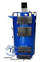 Котел Идмар CИC 50 кВт твердотопливный длительного горения
