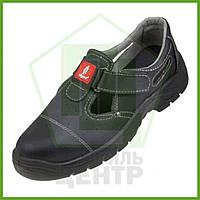Сандали рабочие кожаные с металлическим носком URGENT 303 S1