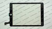 """Тачскрин (сенсорное стекло) для Apple iPad 6 AIR 2, 9.7"""", черный"""