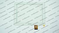 """Тачскрин (сенсорное стекло) 300-L4315D-A00-V1.0, 8"""", внешний размер 196*148 мм, рабочий размер 162*122 мм, белый"""