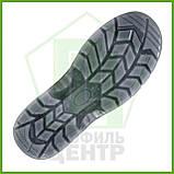 Сандали рабочие кожаные с металлическим носком URGENT 315 S1 TPU (натур.замша), фото 4