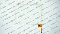 """Тачскрин (сенсорное стекло) для Yuandao Window N90FHD, PB97A8585-T970, 9,7"""", внешний размер 236*183мм, рабочая часть 197*148мм, 12 pin, белый"""