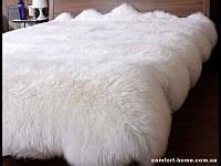 Ковер из овечьей шкуры из 4 шкур