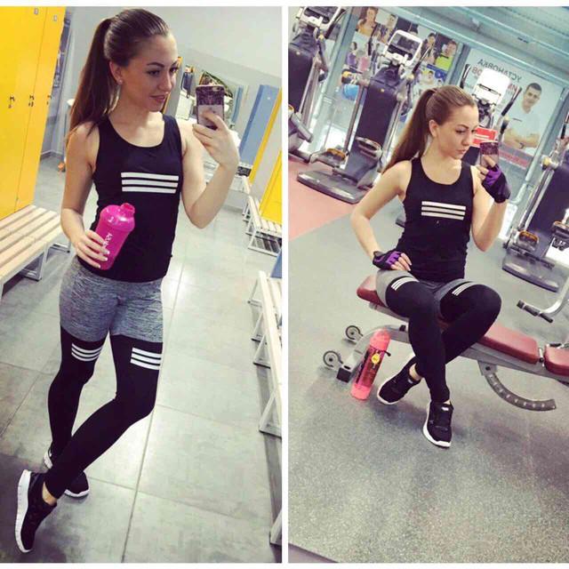 Спортивний костюм Fitness (Спортивный костюм Fitness) 8703457f32fc2