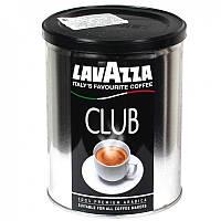 Кофе молотый из Италии Lavazza Club 250 гр, кава мелена Лавацца