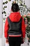 Куртка демисезонная для девочки. , фото 3
