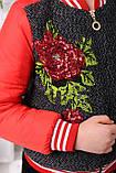 Куртка демисезонная для девочки. , фото 6