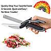 Умный нож ножницы Клевер Катте (clever smart 2 in 1 cutter knife)