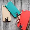 Чехол с собачкой на iPhone 7 доберман, фото 2