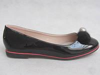 Туфли женские оптом 36-41 черные