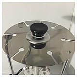 Электрошашлычница Помічниця 6 шампурів, фото 5