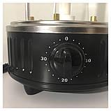 Электрошашлычница Помічниця 6 шампурів, фото 7