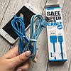 Цветные кабеля USB REMAX  для iPhone 7