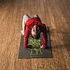 Детский коврик для йоги KIDS ROBOTO YOGA MAT  американской фирмы Gaiam , фото 4