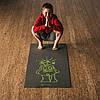 Детский коврик для йоги KIDS ROBOTO YOGA MAT  американской фирмы Gaiam , фото 5