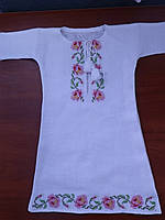 Платье для крещения 002