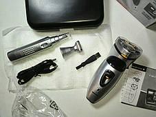 Электробритва Триммер 3 в 1 NIKAI RSCX-5800, фото 2