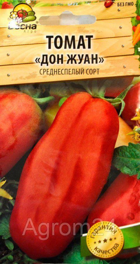 дон жуан томат отзывы фото