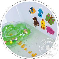 Детский антискользящий коврик в ванну Utti