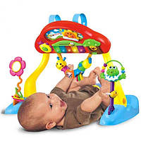 """Игровой развивающий центр Huile Toys """"Фитнесс-пианино"""" (786)"""