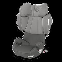 Автокресло Cybex Solution Q2-fix Manhattan Grey-mid grey