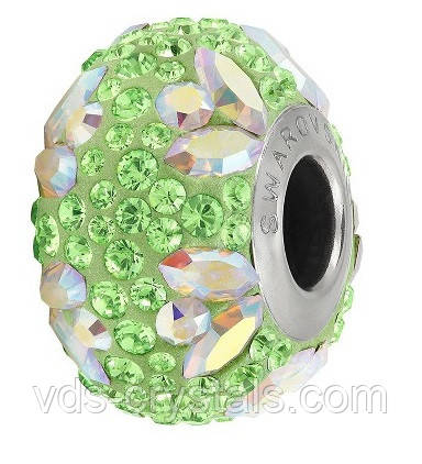 Шармы Swarovski 82112 Light Green