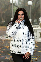 Стильная куртка женская