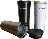 Термокружка з кришкою-поїлкою - Starbucks (Старбакс) 500 мл