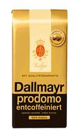 Кофе Dallmayr prodomo entcoffeiniert 500 грамм в зернах