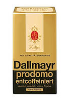 Кофе Dallmayr prodomo entcoffeiniert молотый