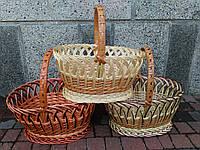 Пасхальные корзины из лозы, фото 1