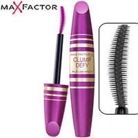MaxFactor - Тушь для ресниц Clump Defy (разделение, объем)