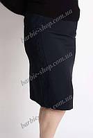 Нарядная женская юбка большого размера с узором 41213