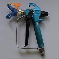 Окрасочный пистолет высокого давления DP-6374