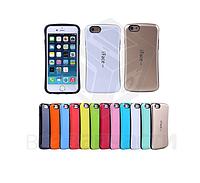 Защитный чехол iFace для мобильных телефонов Apple iPhone 5, iPhone 5S, iPhone SE, розовый, ударопрочный