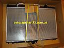 Радиатор Mitsubishi  Outlander, 2,0 литра, автомат (производство Nissens, Дания), фото 4
