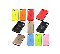 Защитный чехол iFace для мобильных телефонов Apple iPhone 4, iPhone 4S, золотистый, ударопрочный