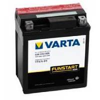 Мото аккумулятор Varta 12V 506 014 005-6Ач Funstart AGM (YTX7L-BS, YTX7L-4)