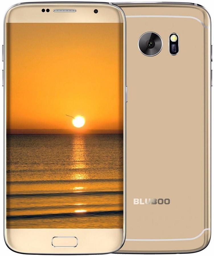 """Bluboo Edge Gold  2/16 Gb, 5,5"""", MT6737, 3G, 4G"""